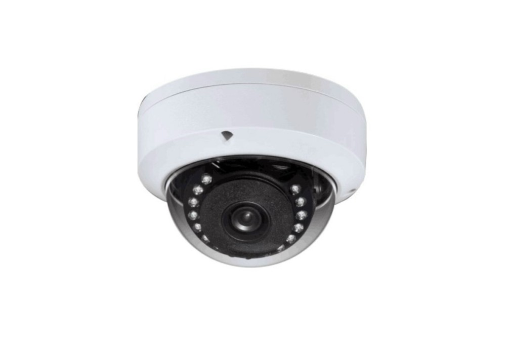 Color 5MP Vandal Dome IP IR Camera