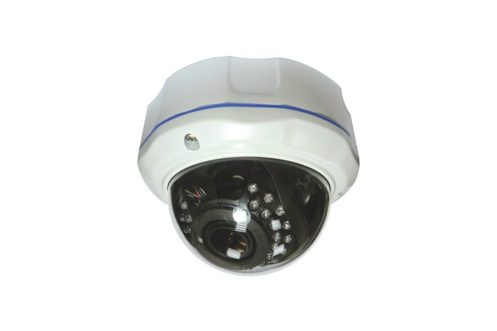 Color 5MP AHD Vari Focal Vandal Dome IR Camera